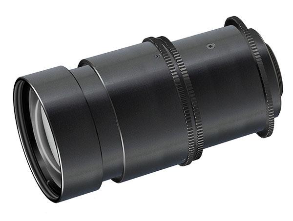 Radiation Resistant Lens
